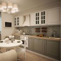 Кухонный гарнитур 18, любые размеры, изготовление на заказ