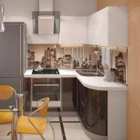 Кухонный гарнитур 195, любые размеры, изготовление на заказ