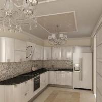 Кухонный гарнитур 196, любые размеры, изготовление на заказ