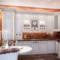 Кухонный гарнитур 199, любые размеры, изготовление на заказ