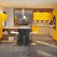 Кухонный гарнитур 19, любые размеры, изготовление на заказ