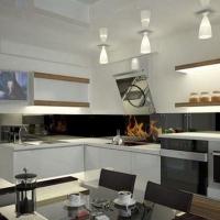 Кухонный гарнитур 201, любые размеры, изготовление на заказ