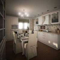 Кухонный гарнитур 206, любые размеры, изготовление на заказ