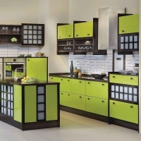 Кухонный гарнитур 238, любые размеры, изготовление на заказ