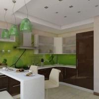 Кухонный гарнитур 241, любые размеры, изготовление на заказ