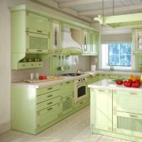 Кухонный гарнитур 249, любые размеры, изготовление на заказ