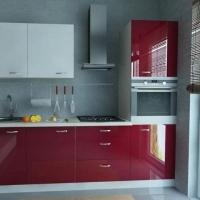 Кухонный гарнитур 255, любые размеры, изготовление на заказ