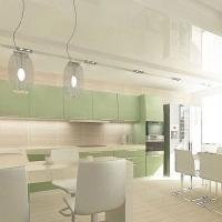 Кухонный гарнитур 258, любые размеры, изготовление на заказ