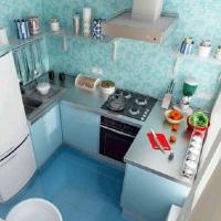 Кухонный гарнитур 267, любые размеры, изготовление на заказ