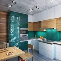 Кухонный гарнитур 268, любые размеры, изготовление на заказ