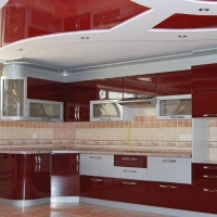 Кухонный гарнитур 269, любые размеры, изготовление на заказ