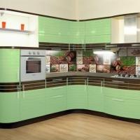 Кухонный гарнитур 273, любые размеры, изготовление на заказ