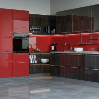 Кухонный гарнитур 286, любые размеры, изготовление на заказ