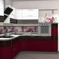 Кухонный гарнитур 288, любые размеры, изготовление на заказ