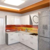 Кухонный гарнитур 301, любые размеры, изготовление на заказ