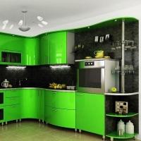 Кухонный гарнитур 317, любые размеры, изготовление на заказ
