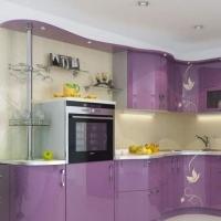 Кухонный гарнитур 334, любые размеры, изготовление на заказ