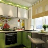 Кухонный гарнитур 341, любые размеры, изготовление на заказ