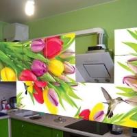 Кухонный гарнитур 344, любые размеры, изготовление на заказ