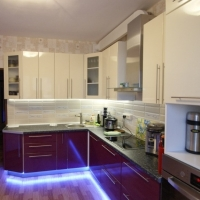 Кухонный гарнитур 345, любые размеры, изготовление на заказ