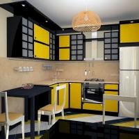 Кухонный гарнитур 353, любые размеры, изготовление на заказ