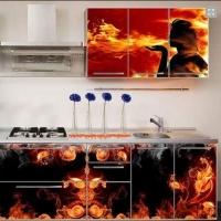 Кухонный гарнитур 367, любые размеры, изготовление на заказ