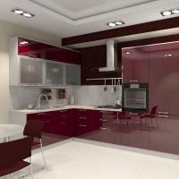 Кухонный гарнитур 373, любые размеры, изготовление на заказ