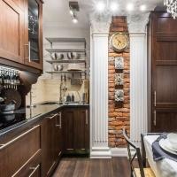 Кухонный гарнитур 384, любые размеры, изготовление на заказ