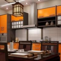 Кухонный гарнитур 387, любые размеры, изготовление на заказ