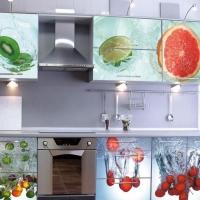 Кухонный гарнитур 401, любые размеры, изготовление на заказ