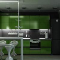 Кухонный гарнитур 413, любые размеры, изготовление на заказ