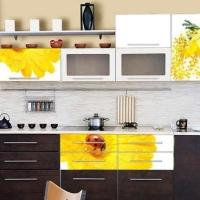 Кухонный гарнитур 424, любые размеры, изготовление на заказ
