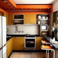 Кухонный гарнитур 432, любые размеры, изготовление на заказ
