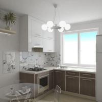 Кухонный гарнитур 441, любые размеры, изготовление на заказ