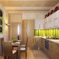 Кухонный гарнитур 449, любые размеры, изготовление на заказ