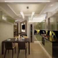 Кухонный гарнитур 455, любые размеры, изготовление на заказ