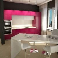 Кухонный гарнитур 472, любые размеры, изготовление на заказ