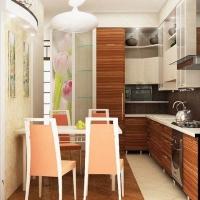 Кухонный гарнитур 475, любые размеры, изготовление на заказ