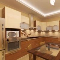 Кухонный гарнитур 479, любые размеры, изготовление на заказ