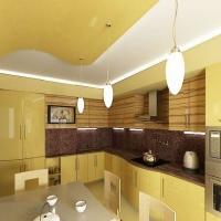 Кухонный гарнитур 484, любые размеры, изготовление на заказ