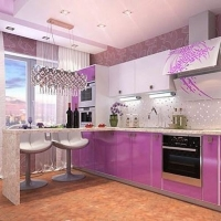Кухонный гарнитур 512, любые размеры, изготовление на заказ