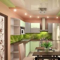 Кухонный гарнитур 531, любые размеры, изготовление на заказ