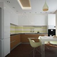 Кухонный гарнитур 536, любые размеры, изготовление на заказ