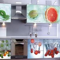 Кухонный гарнитур 537, любые размеры, изготовление на заказ
