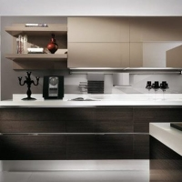 Кухонный гарнитур 543, любые размеры, изготовление на заказ