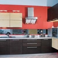 Кухонный гарнитур 545, любые размеры, изготовление на заказ