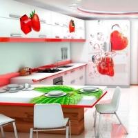 Кухонный гарнитур 552, любые размеры, изготовление на заказ
