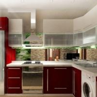 Кухонный гарнитур 557, любые размеры, изготовление на заказ