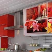 Кухонный гарнитур 573, любые размеры, изготовление на заказ