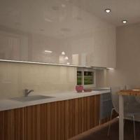 Кухонный гарнитур 574, любые размеры, изготовление на заказ